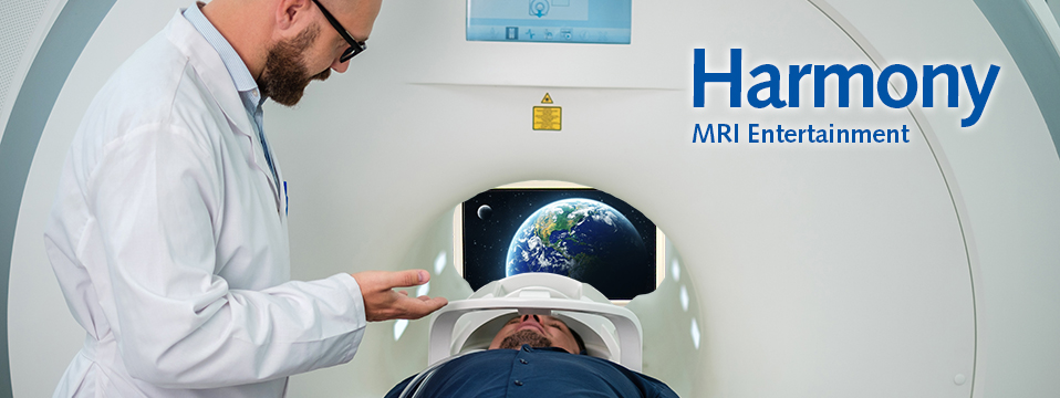 Harmony MRI Entertainment banner